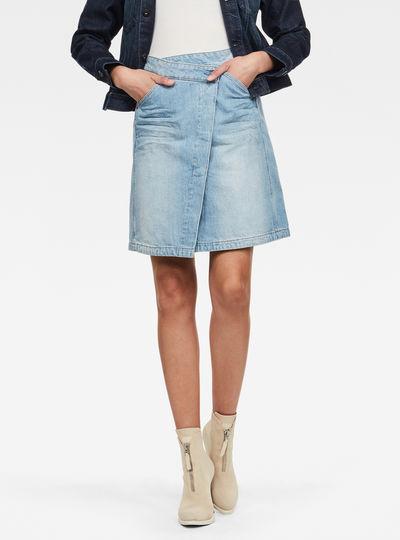 5621 Wrap Skirt