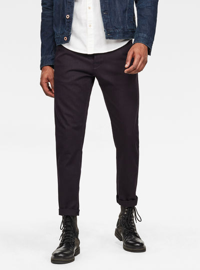 Loic Relaxed Tapered Chino