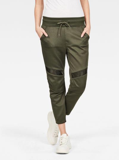 Pantalones Deportivos Motac 3D Tapered Cropped