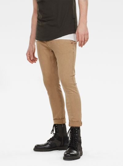 Pantalones Chino Skinny