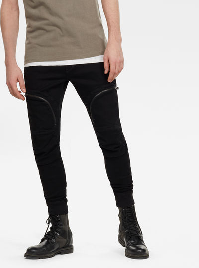 Air Defence Zip 3D Sport Tapered Pant