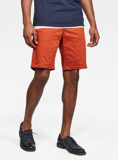 Bronson Straight Shorts