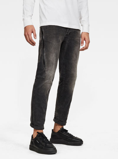 Citishield 3D Slim Tapered Jeans
