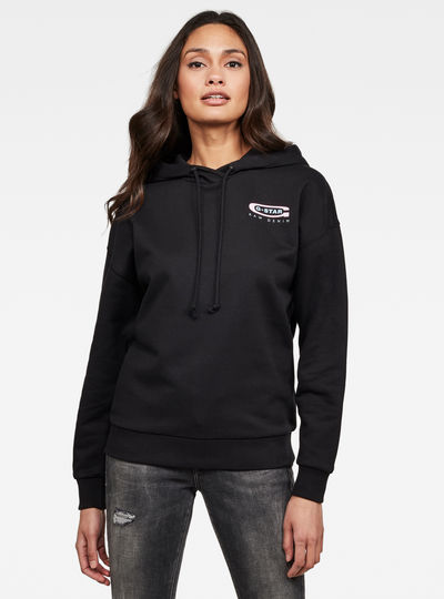 Rei Hooded Sweater