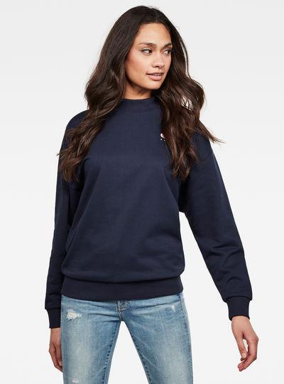 Rei Loose Collar Sweater