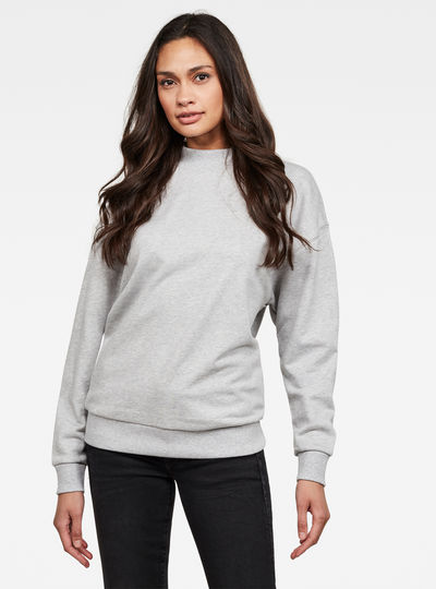 Rei Loose Collar Sweatshirt
