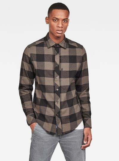 Stalt Straight Hemd