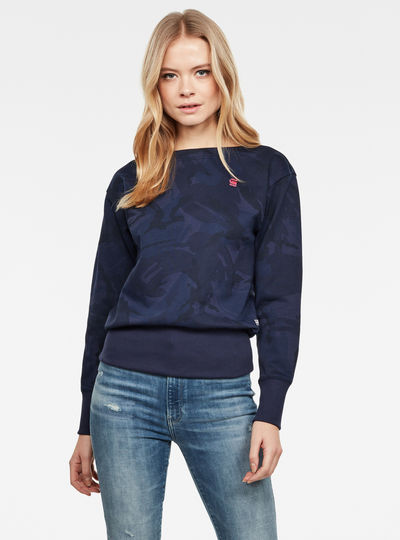 Xzyph Allover Sweatshirt