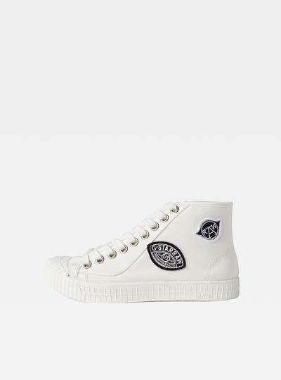 Rovulc Badges Mid Sneaker