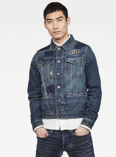 CNY D-Staq Slim Jacket