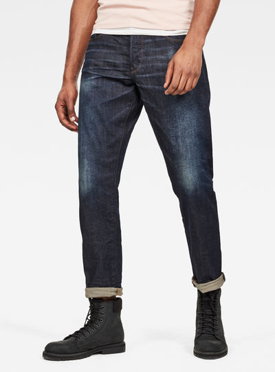 3301 Straight Tapered C Jeans
