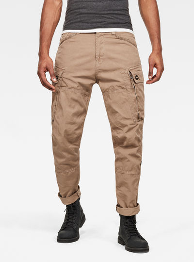 Roxic Straight Tapered Cargohose