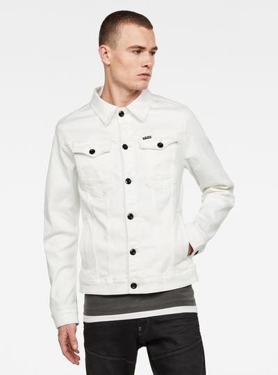 Arc 3D Slim Jacket Sewn On