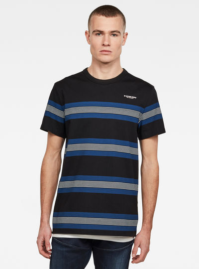 Stainlo Stripe Allover T-Shirt