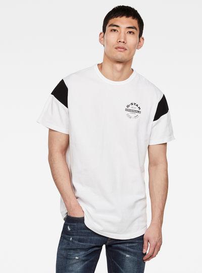 Sport Panel Originals Logo GR T-Shirt