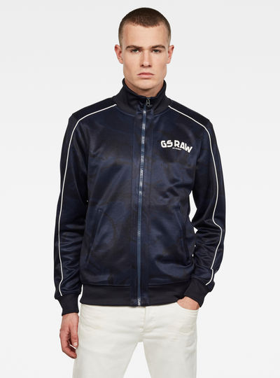 Gsraw Allover Track Jacket