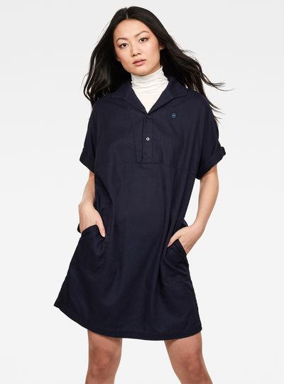 Polo Straight Kleid
