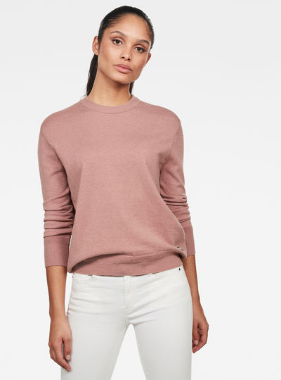 Jersey Knit Knitted