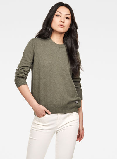 Knit Knitted Pullover