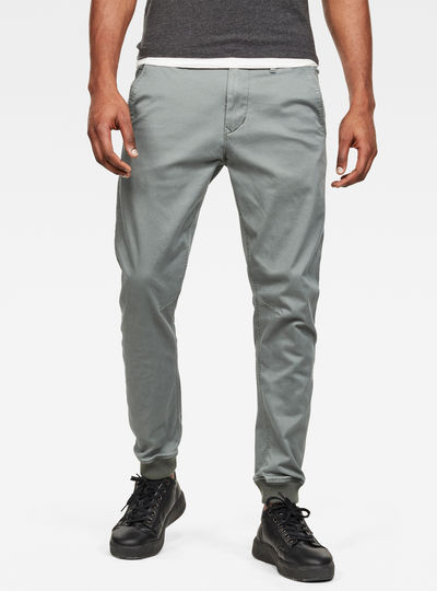Pantalon chino Vetar Cuffed Slim