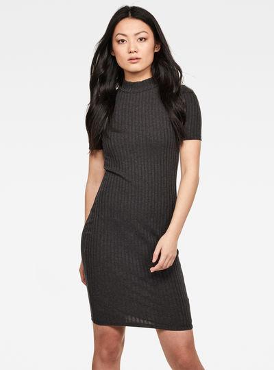 Venetio Slim Funnel Dress