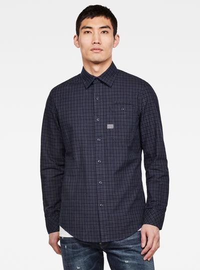 Bristum 1-Pocket Slim Shirt