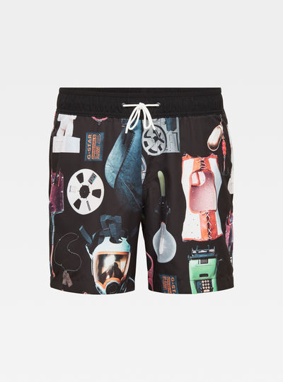 Short de bain Dirik Allover