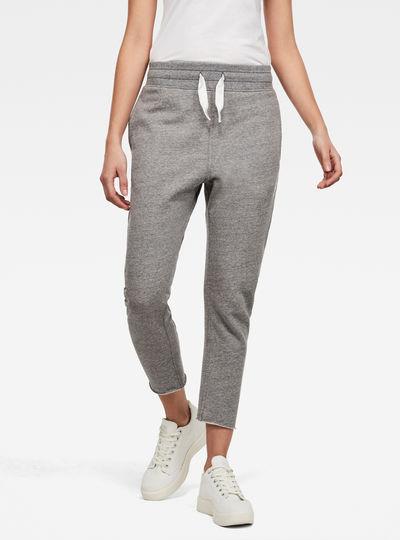 Pantalon de survêtement 3D Tapered Cropped