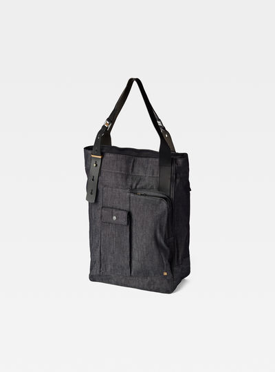 Sac Shopper Claxs Denim