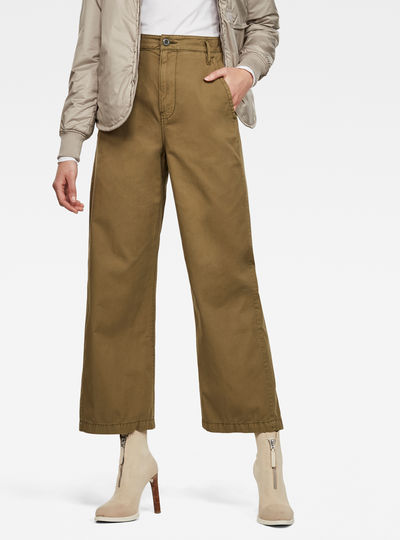 Vitrif High Wide Leg Pants
