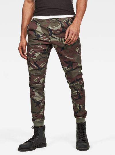 Pantalones Chino Vetar Cuffed Slim