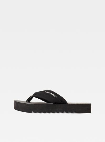 Dend Plateau Sandals