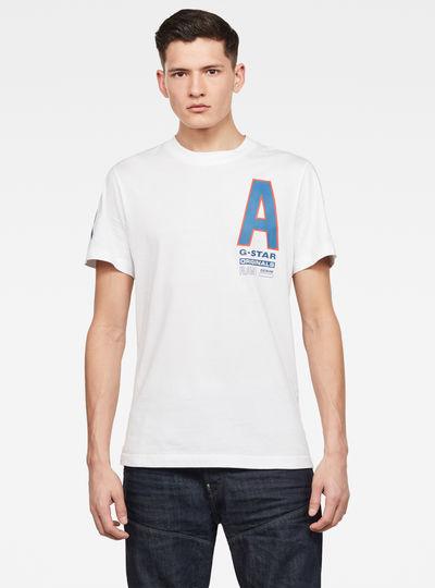 Multi Space RAW GR T-Shirt