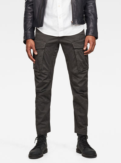 Pantalon 3D Cargo Straight Tapered