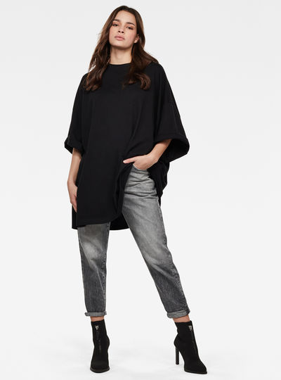 Glasy XXL Loose Top