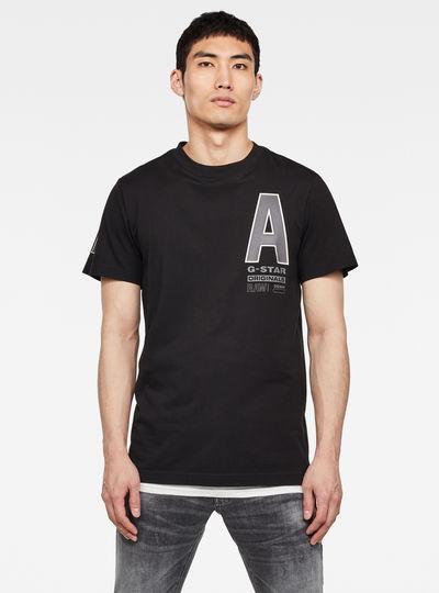 Camiseta Multi Space RAW GR