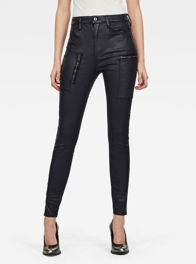 G-Star Shape Powel High Super Skinny Jeans