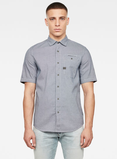 Bristum 1-Pocket Slim Shirt