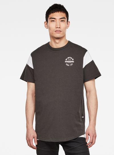T-shirt Sport Panel Originals Logo GR