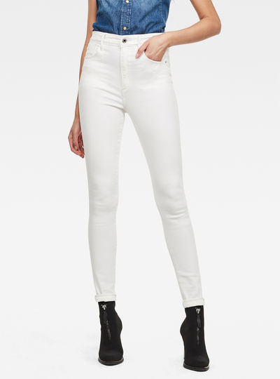 Kafey Ultra High Skinny Jeans