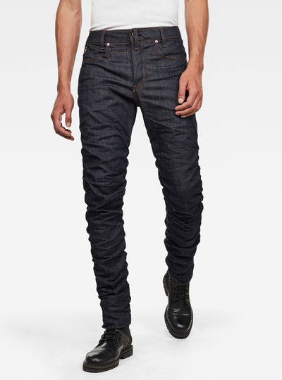 Staq 3D Straight Tapered Jeans