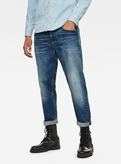 3911 Alum Relaxed Tapered Jeans