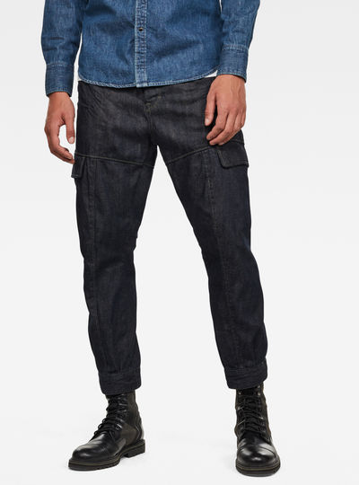 Pantalones GSRR Hito Relaxed Tapered