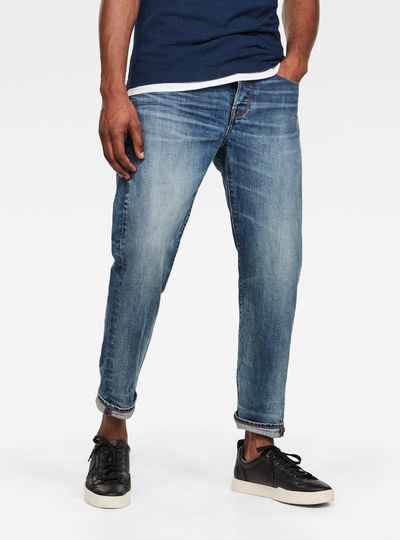 Jean 5650 3D Relaxed Tapered C