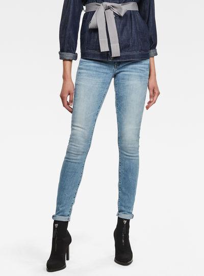 Jeans 3301 High Skinny