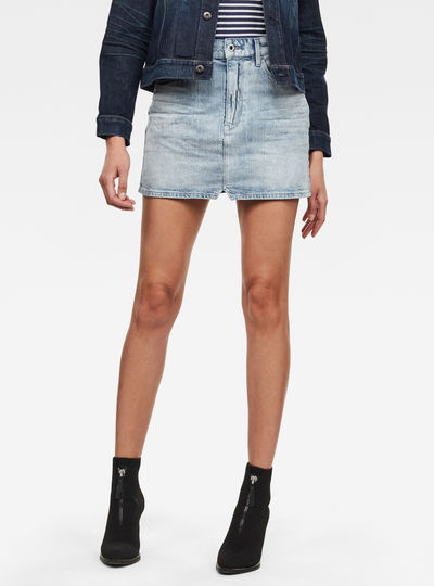 3301 High Mini Skirt