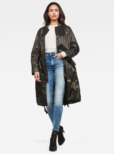 Ultra Lightweight Parka Trenchcoat