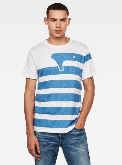 T-shirt One Stripes GR
