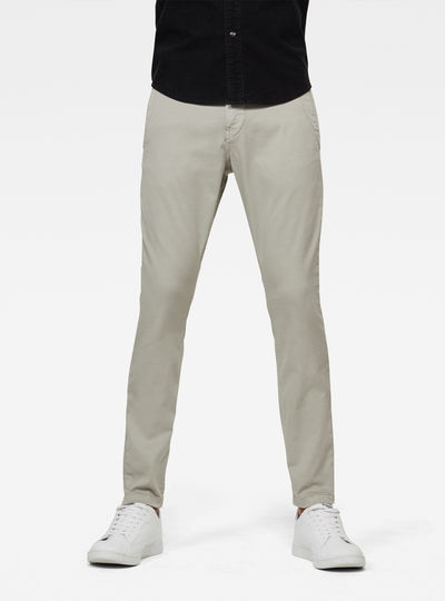 Pantalon Skinny Chino
