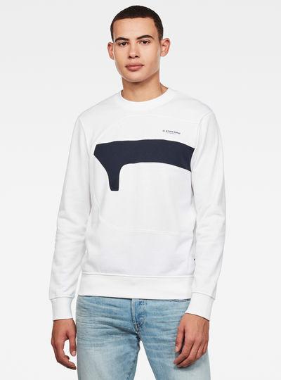 Hamburger Logo Sweater